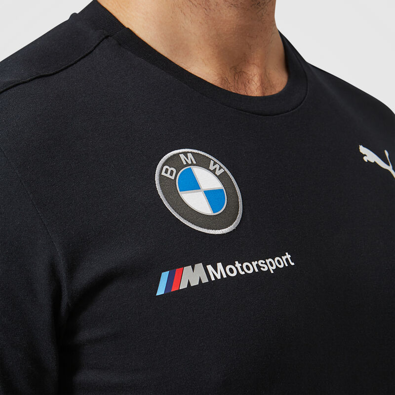 BMW RP MENS TEAM TEE - grey