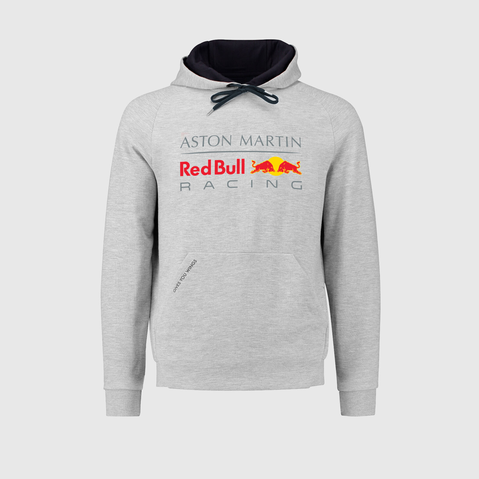 Logo Hoodie Aston Martin Red Bull Racing Fuel For Fans