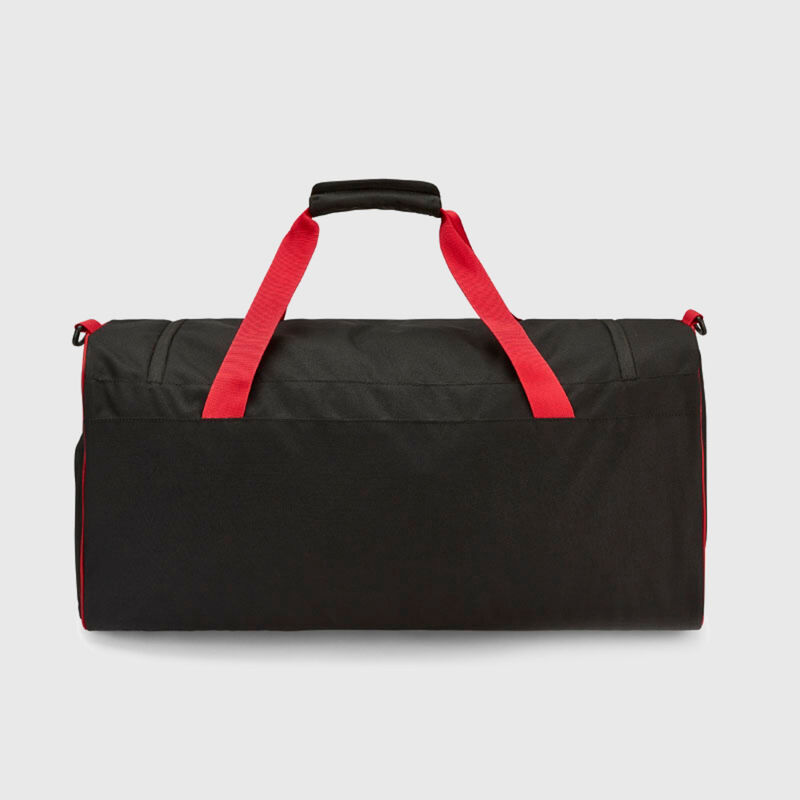 PORSCHE FW SPORTS BAG/WEEKENDER - black