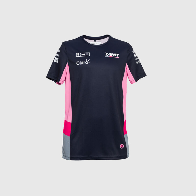 RACING POINT OFFICIAL TEAM T-SHIRT  - navy