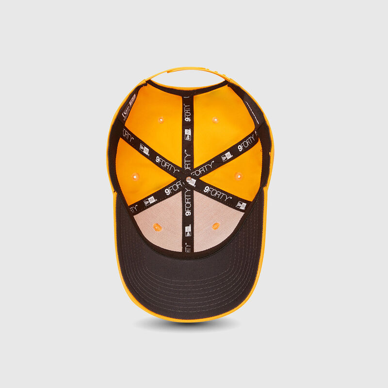 MCLAREN ESSENTIALS 940SS KIDS CAP - orange