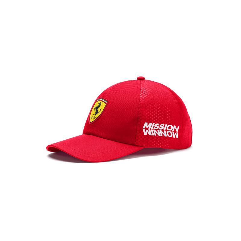 SF RP KIDS TEAM BB CAP - red