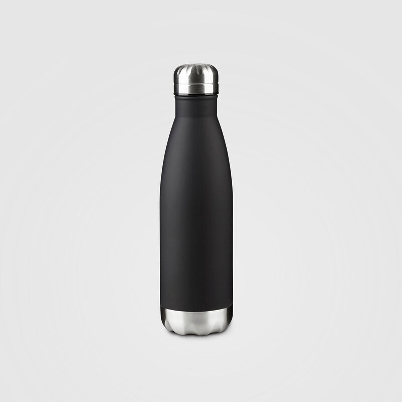 SF FW S/S WATER BOTTLE - black