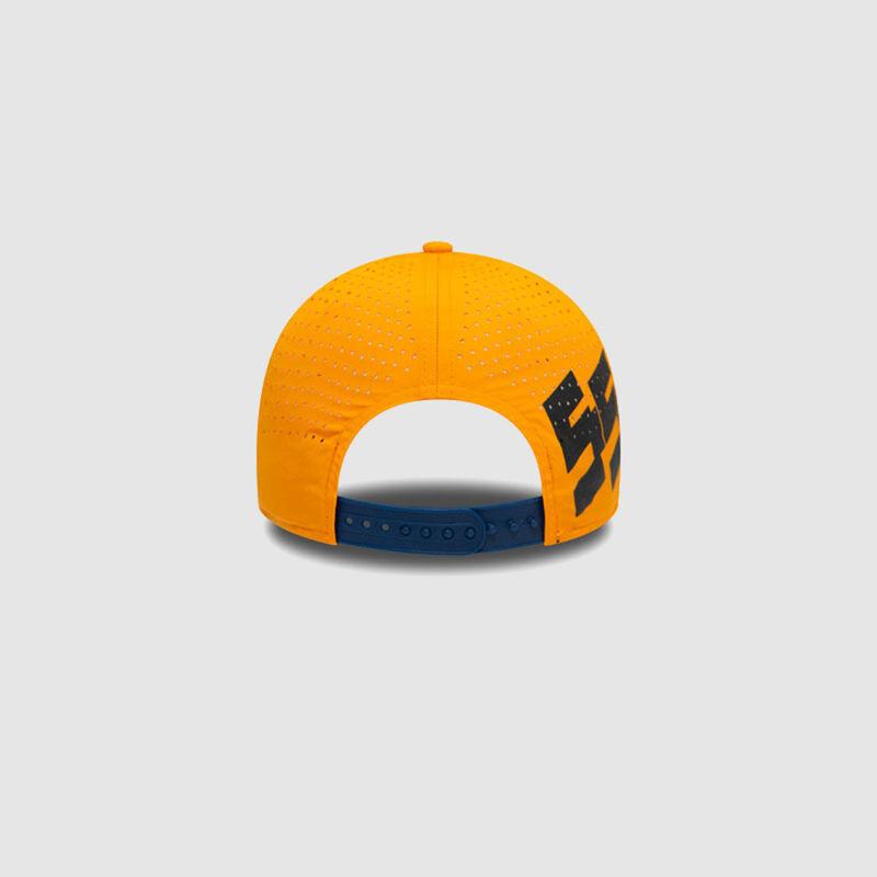 MCLAREN RP DRIVER SAINZ YOUTH 940 CAP - orange