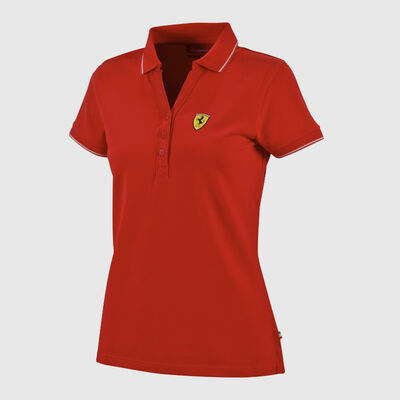 Womens Classic Polo