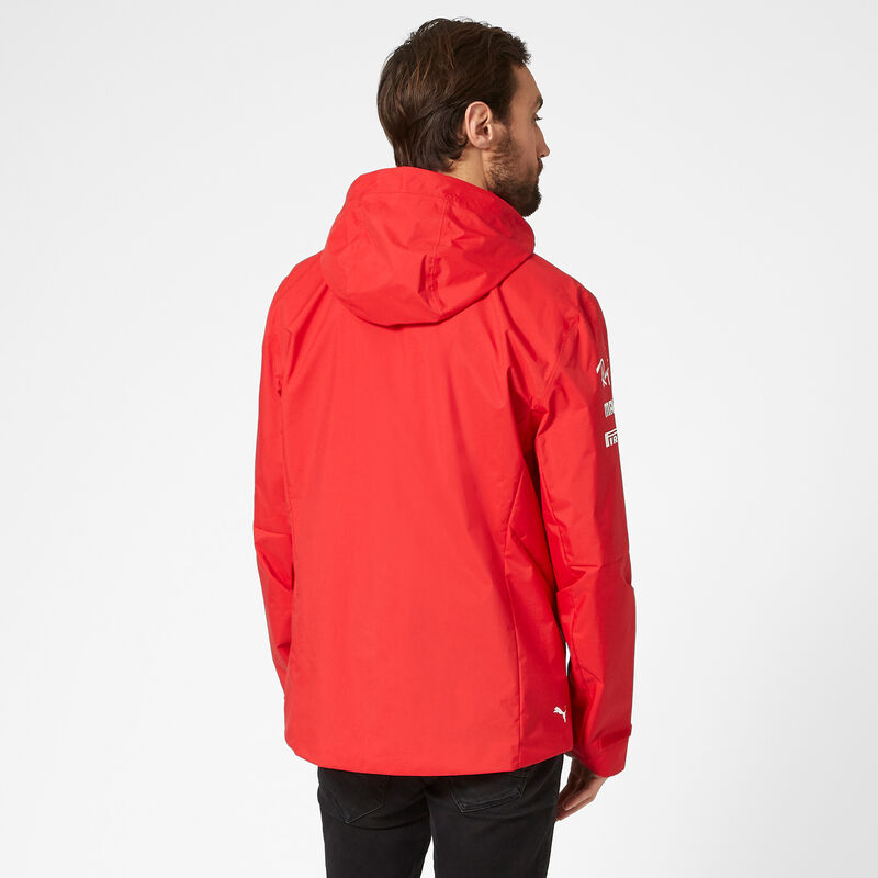 SF RP MENS TEAM JACKET - red