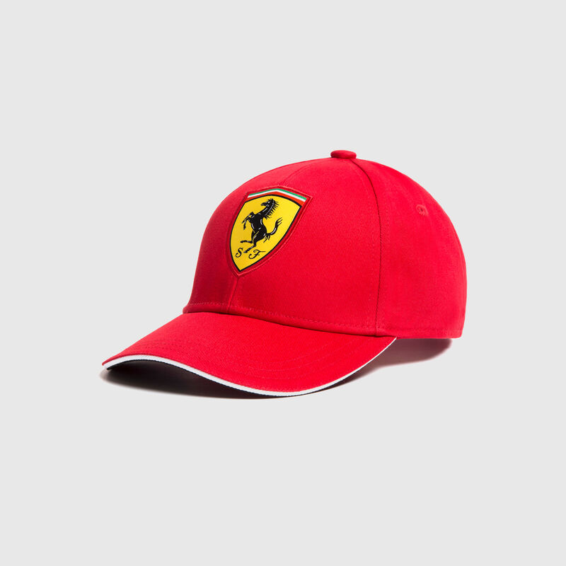SF FW KIDS CLASSIC CAP - red