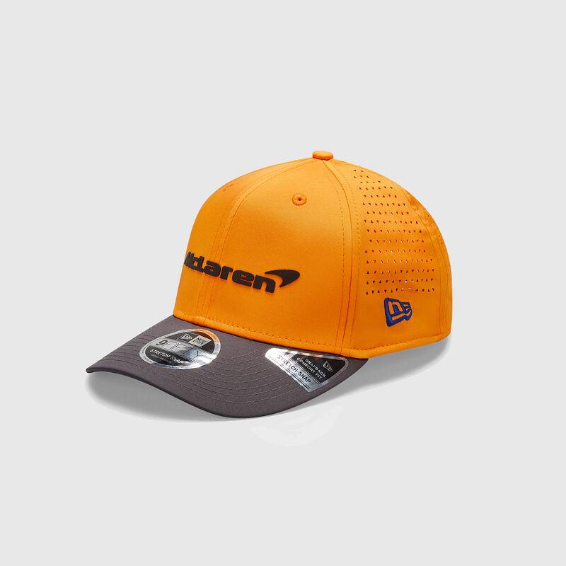 MCLAREN RP DRIVER NORRIS STRETCH 950 CAP - orange