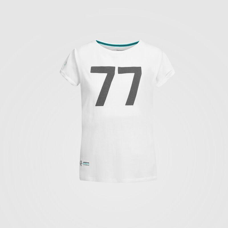 MAPM FW WOMENS BOTTAS #77 TEE - white