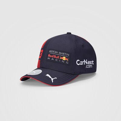 Casquette d'équipe Max Verstappen 2020