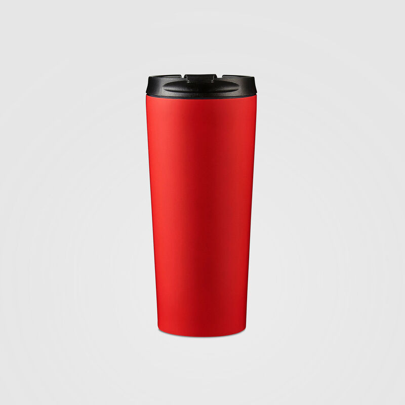 SF FW MATTE THERMAL MUG - red