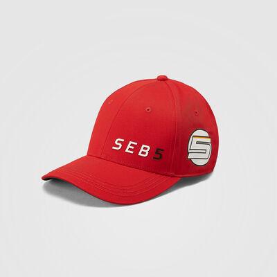 Sebastian Vettel Classic Cap