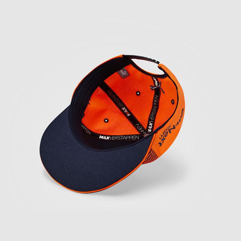 RBR RP KIDS VERSTAPPEN 1ST SE FB CAP - orange