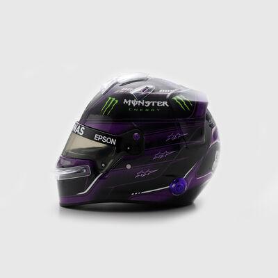 Lewis Hamilton 2020 1:5 Scale Mini Helmet