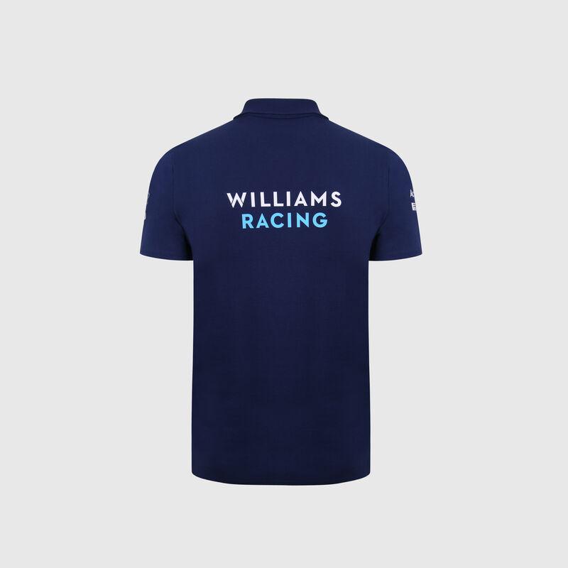 WILLIAMS RP MENS MEDIA POLO - navy