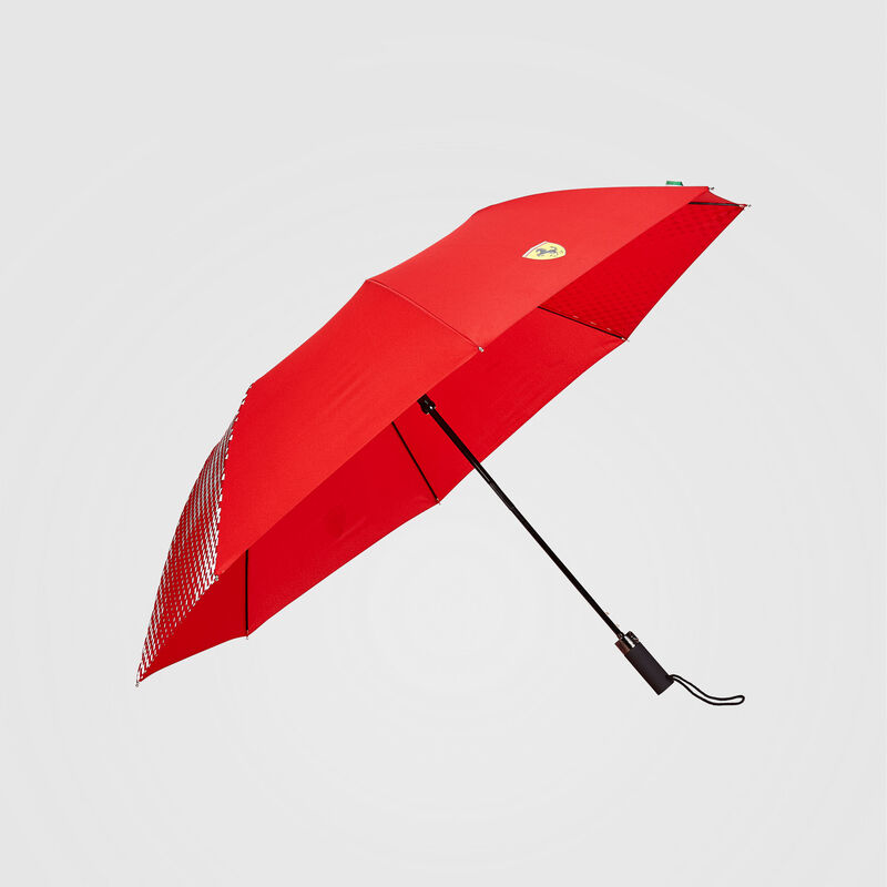 SF FW COMPACT UMBRELLA - red