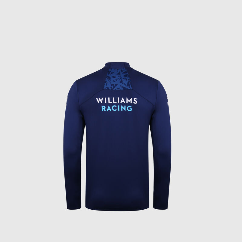 WILLIAMS RP MENS MID LAYER - navy