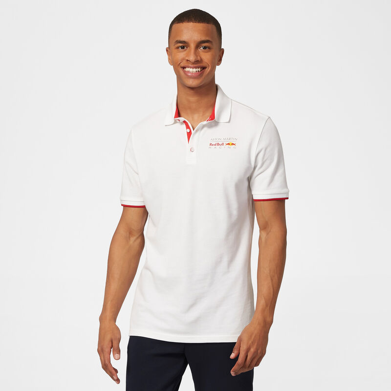 AMRBR FW MENS CLASSIC POLO - white