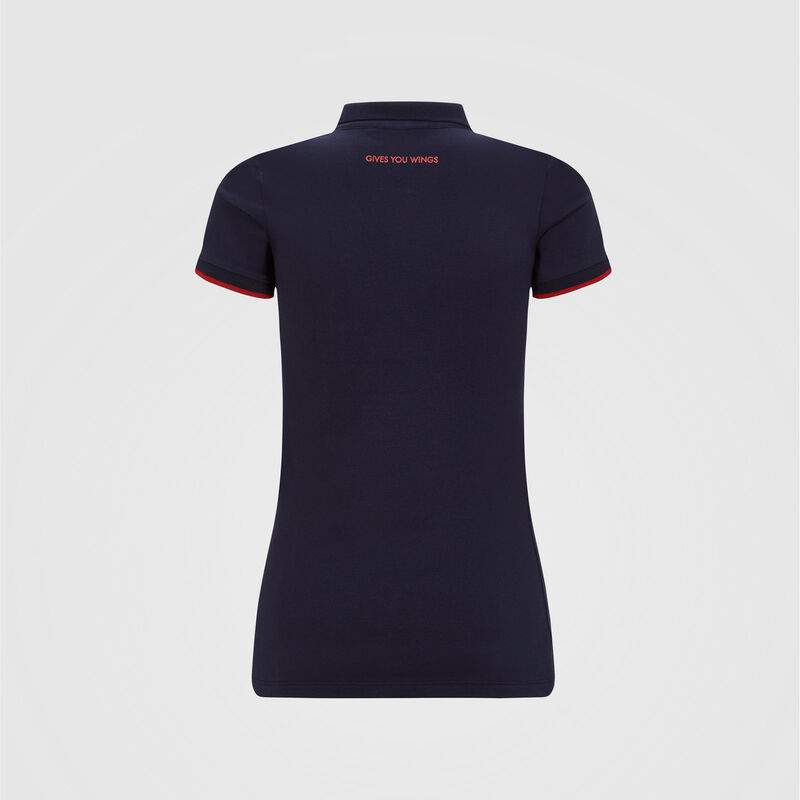 AMRBR FW WOMENS CLASSIC POLO - navy