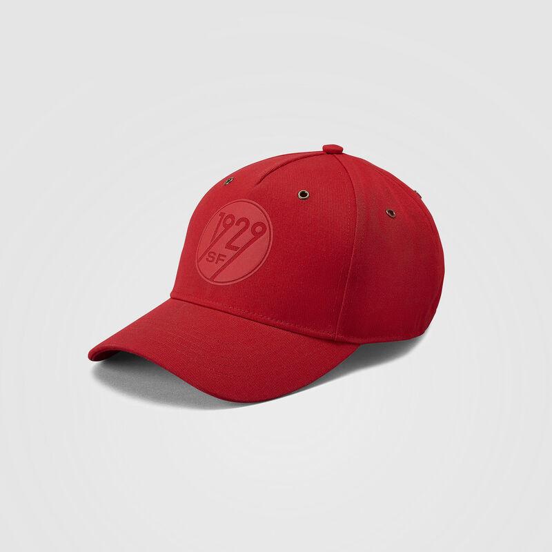 SF FW 1929 BASEBALL CAP - red