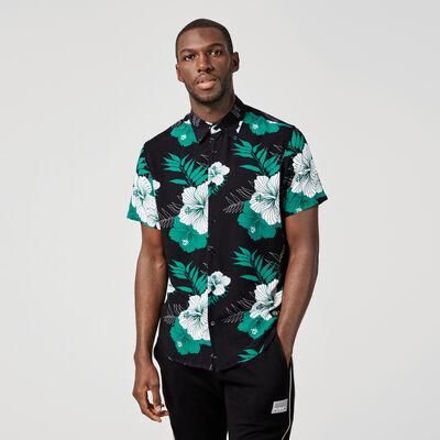 Tropical Hawaiian Shirt