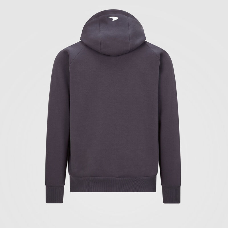 MCLAREN FW MENS ESSENTIALS HOODY - Antracit