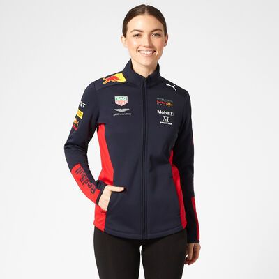 Dames 2020 Team Softshell Jas