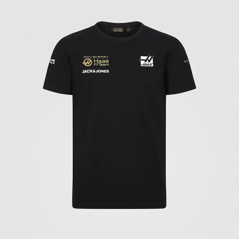 REH F1 RP MENS TEAM TEE - black