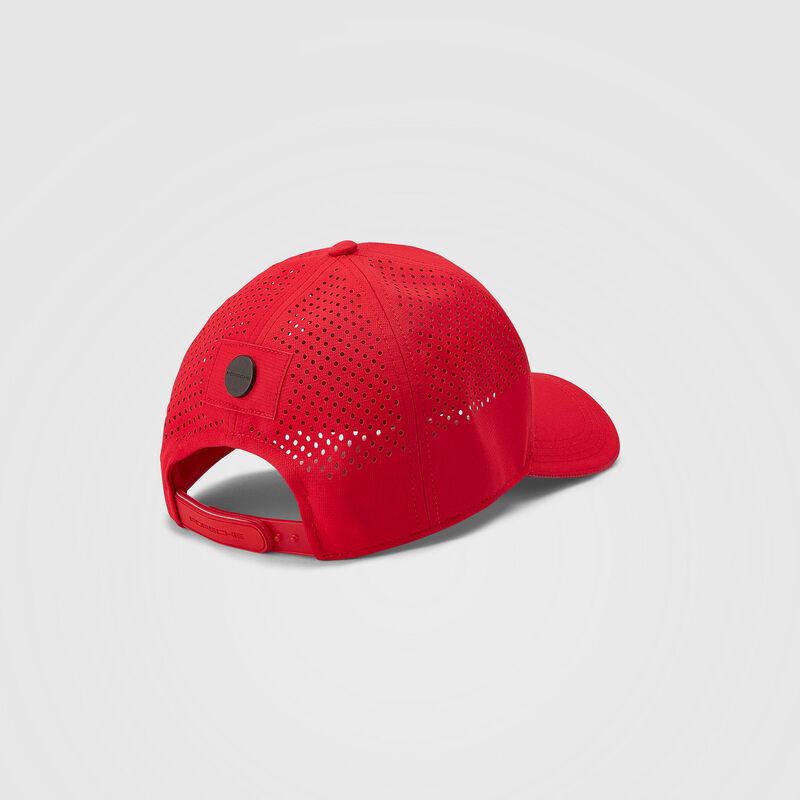 PORSCHE FW CAP - red