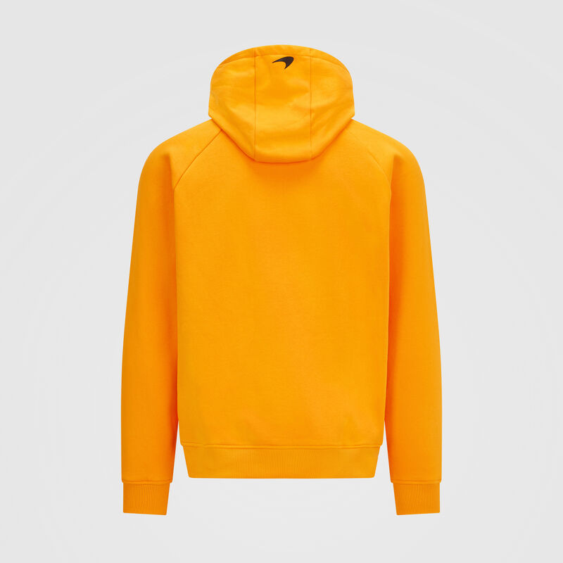 MCLAREN FW MENS RICCIARDO NO3 HOODY - orange