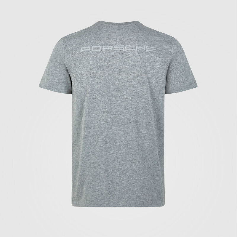 PORSCHE FW MENS TEE - grey