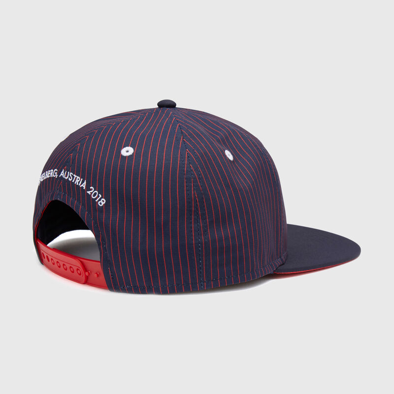 RBR FW FLAT BRIM AUSTRIA GP CAP - Multicolor