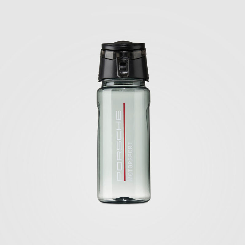 PORSCHE FW WATERBOTTLE - black