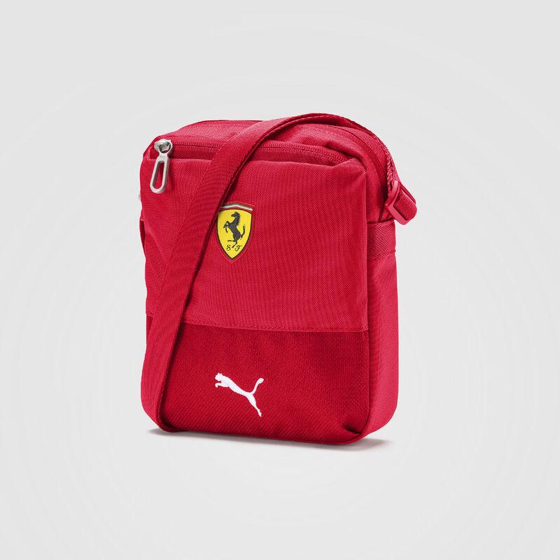 SF RP PORTABLE BAG - red