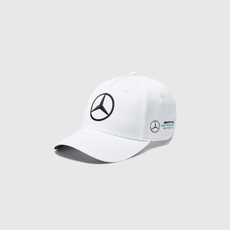 MAPM RP DRIVERS CAP BOTTAS (BASEBALL) - white