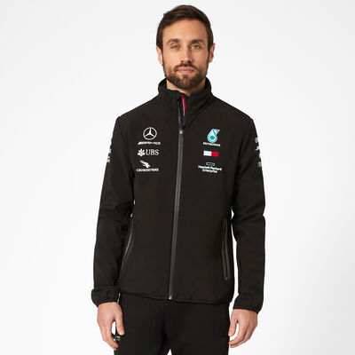 2020 Team-Softshell-Jacke