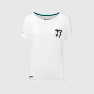 Valtteri Bottas Womens 77 T-Shirt