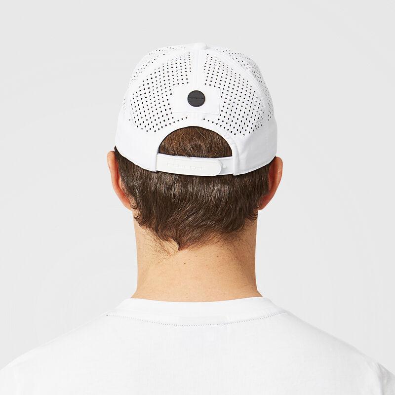 PORSCHE FW CAP - white