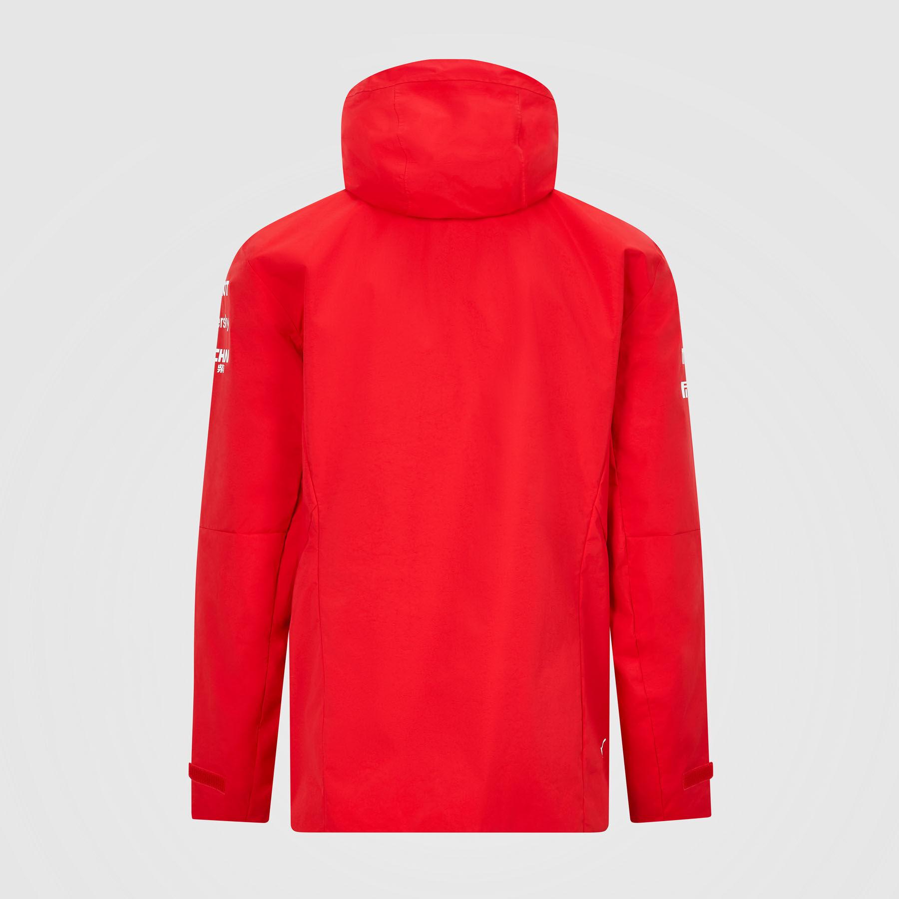 Red PUMA Ferrari Men/'s SF Team Shirt