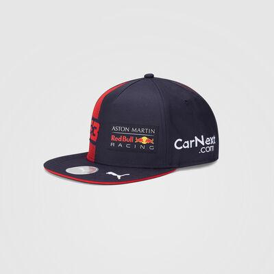 Max Verstappen 2020 Team Flatbrim Cap