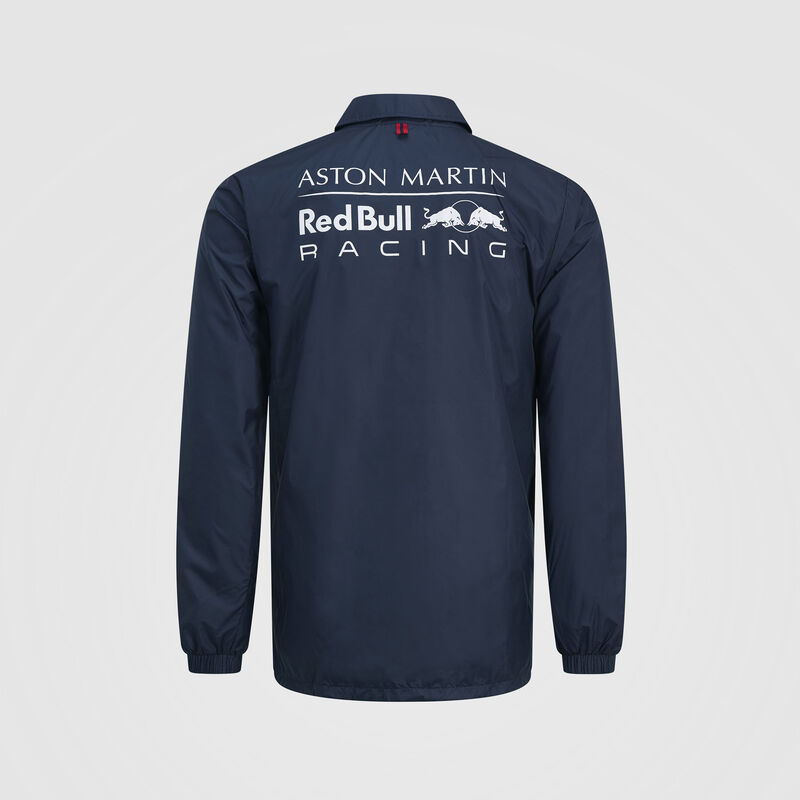 AMRBR FW MENS COACH JACKET - navy