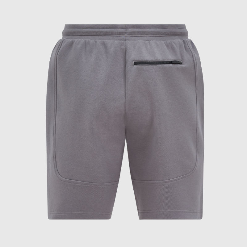 SF PU LS MENS SWEAT SHORTS - grey