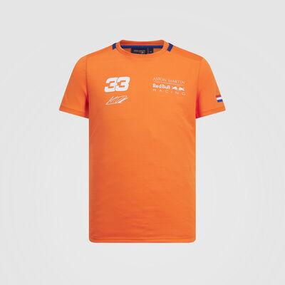 Max Verstappen 33 Sports T-Shirt