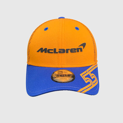 Carlos Sainz Kids 2019 Team Flatbrim Cap