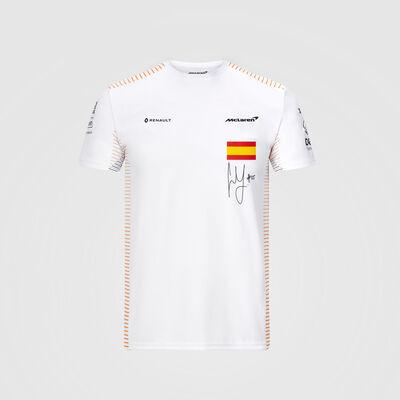 Carlos Sainz 2020 Team T-Shirt
