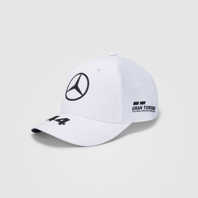 MAPM RP LEWIS DRIVER BASEBALL CAP  - white