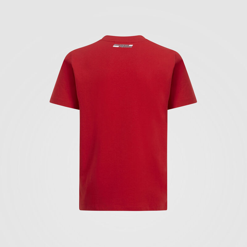 SF FW KIDS GRAPHIC TEE - red