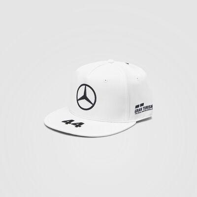 Lewis Hamilton 2019 Team Flatbrim Cap