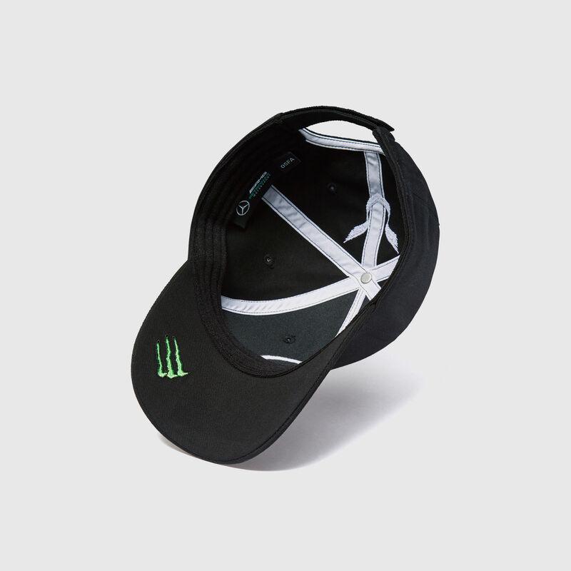 MAPM RP DRIVERS CAP HAMILTON (BASEBALL) - black