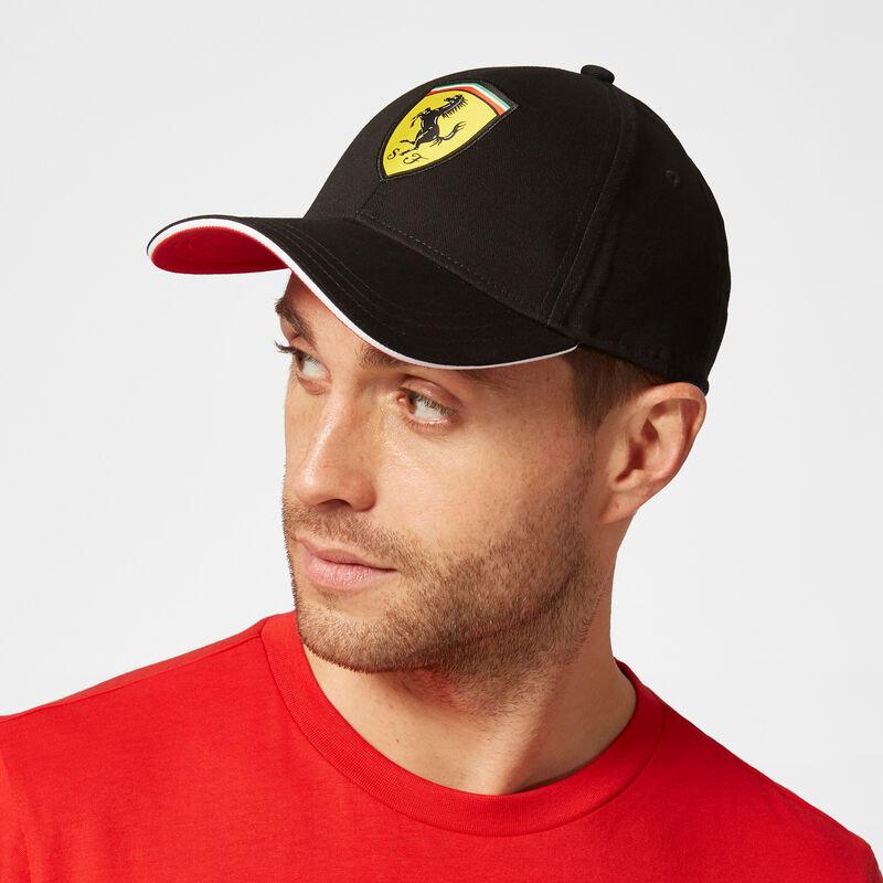 SF FW CLASSIC CAP  - black
